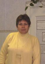 Куковицкая Валентина Ивановна - учитель биологии и химии