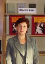 Воронова Инна Александровна - учитель музыки